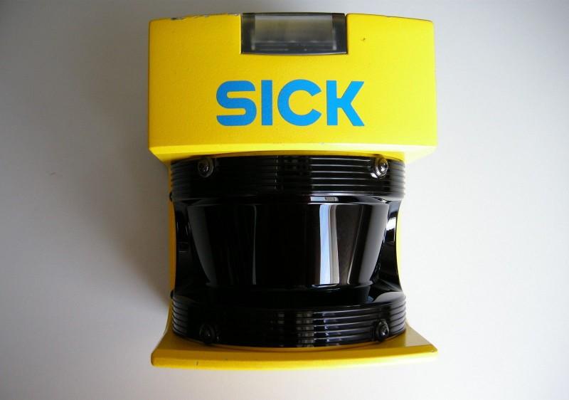 sick laserscanner pls101 316 scanner pls 101 316 top zustand ebay. Black Bedroom Furniture Sets. Home Design Ideas