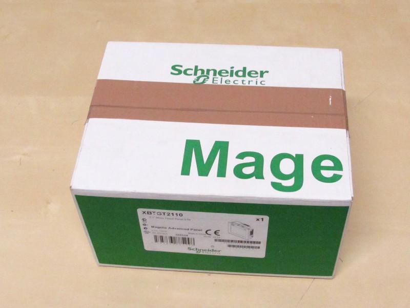 Schneider Electric Magelis Advanced Panel XBTGT2110 5,7� Mono ...